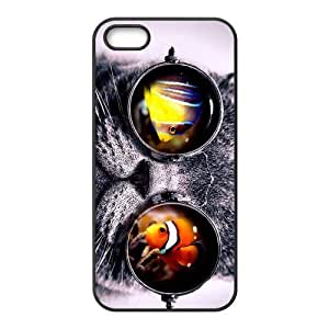 Case for iPhone 5s,Cover for iPhone 5s,Case for iPhone 5,Hard Case for iPhone 5s,Cover for iPhone 5,Cat Design TPU Hard Case for Apple iPhone 5 5S