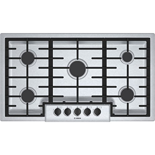 36in gas cooktop - 5
