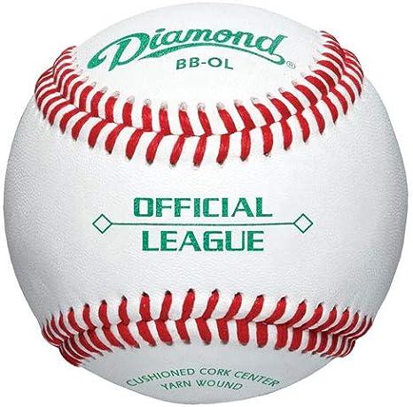 Diamond Bb-Ol Practice Baseballs /& Bucket 24 Ball Pack W//Bucket