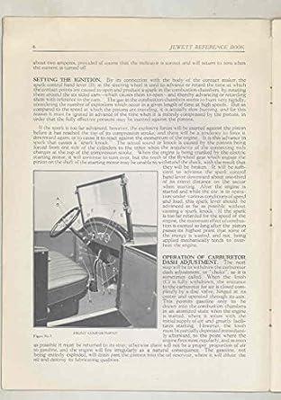 amazon com 1924 paige detroit jewett original owner s manual rh amazon com
