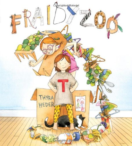 Costume Ideas Storybook Day (Fraidyzoo)