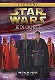 peace quest - Star Wars: Jedi Quest:  The False Peace: Book 9 (Star Wars Jedi Quest)