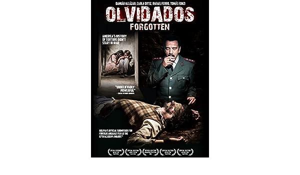 Olvidados [Edizione: Stati Uniti] [Italia] [DVD]: Amazon.es: Damian Alcazar, Bernardo Pena, Carlotto Cotta, Carla Ortiz, Tomas Fonzi, Ana Calentano, ...
