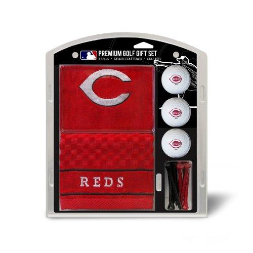 Team Golf MLB Cincinnati RedsEmbroidered Towel Gift Set (Towel Team Mlb)