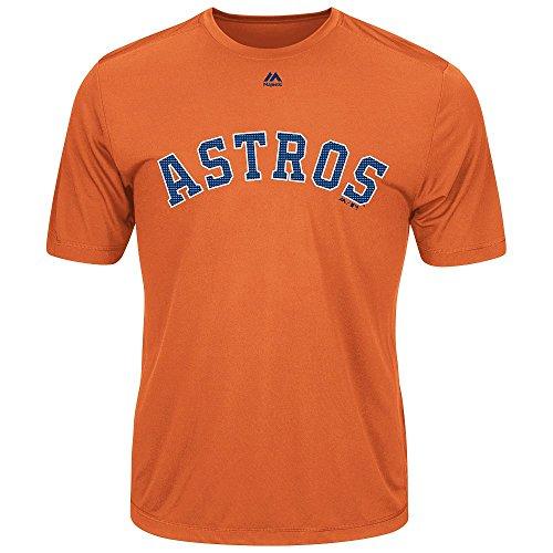 Houston Astros Adult Evolution Color T-Shirt