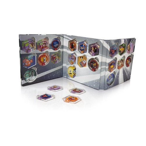 Disney Infinity Series 1 Complete Set [All 20 Power Discs and All 10 TRU Exclusive Power Discs with Album Case]