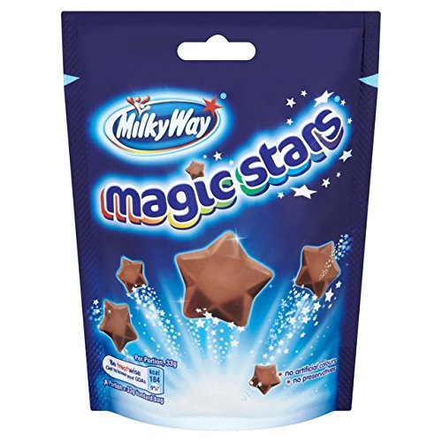 (Milky Way Magic Stars Pouch 117g)