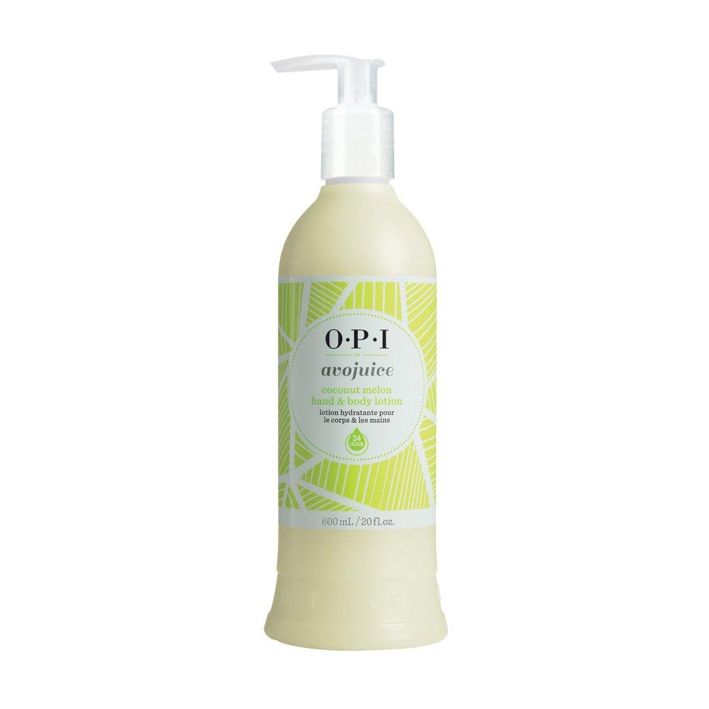 OPI Avojuice Hand Lotion, Coconut Melon, 20 fl. oz.