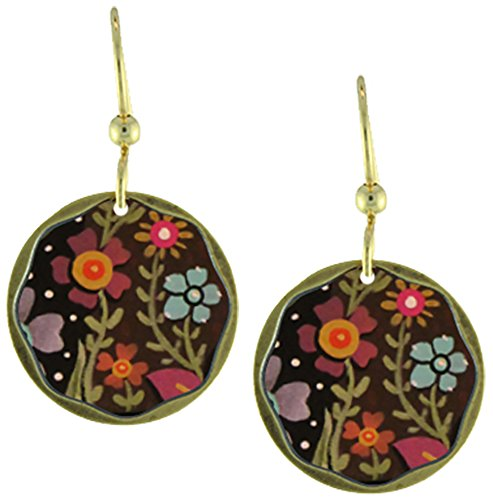 Earth Dreams-Forest Flowers Earrings