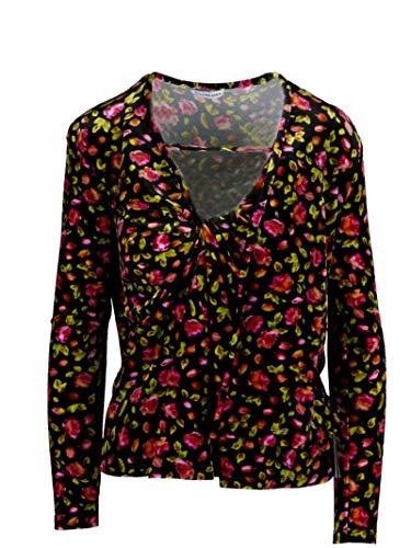 Balenciaga Luxury Fashion Womens 583801TFL748068 Black Blouse | Fall Winter 19