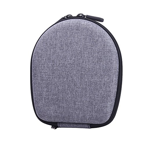 Aenllosi Storage Organizer Hard Case for Muse/Muse 2 The Brain Sensing Headband (Gray)