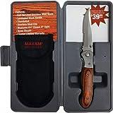 Maxam SKPKWD3B Liner Lock Knife