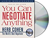 img - for You Can Negotiate Anything by Herb Cohen (1990-02-10) book / textbook / text book