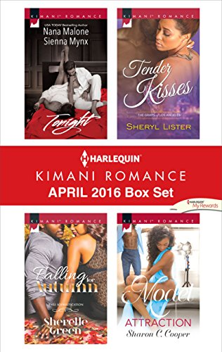 Search : Harlequin Kimani Romance April 2016 Box Set: City of Sin\Shipwrecked\Tender Kisses\Falling for Autumn\Model Attraction