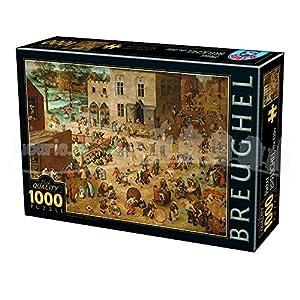 D Toys Puzzle 75857br 06 1000 Pezzi Breughel The Elder Childrens Games