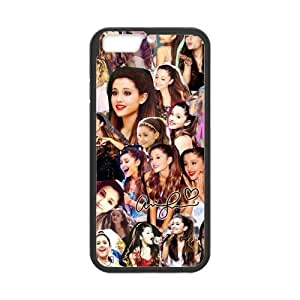 Onshop Custom Ariana Grande Collage Phone Case Laser Technology for iPhone 6 4.7 Inch