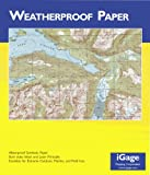 iGage Weatherproof Paper 13''x19'' - 50 Sheets
