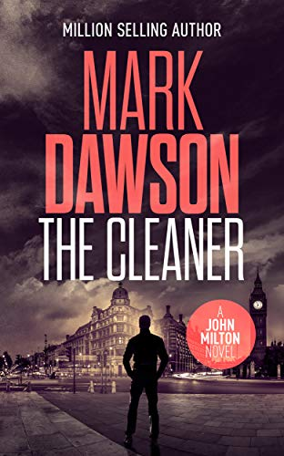 The Cleaner (John Milton Series Book 1)