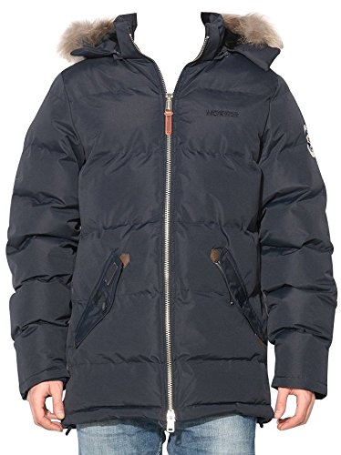 Geographical Norway - Abrigo Blousons - Parka crosmantana, Azul (Azul), x-Large: Amazon.es: Zapatos y complementos