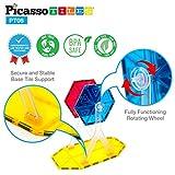 PicassoTiles Ferris Wheel Accessory Kit 8pc