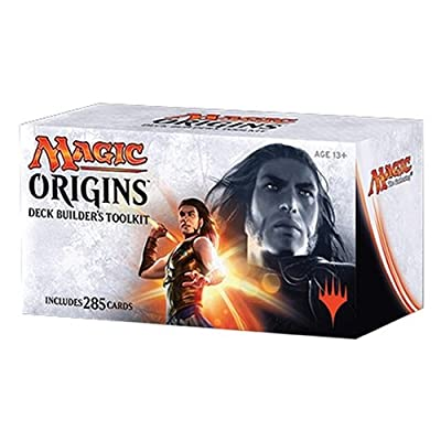MTG Magic the Gathering Origins Deck Builders Toolkit: Toys & Games [5Bkhe1204266]