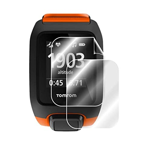Amazon.com: rowna Screen Protector for Tomtom 2 3, Anti ...