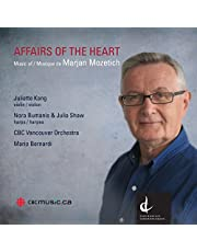 Mozetich: Affairs of the Heart