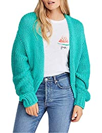 | Glow for It Open-Front Cardigan | Oasis