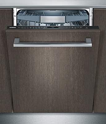 Siemens SX658X06TE lavavajilla Totalmente integrado 14 cubiertos A ...