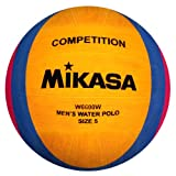 Mikasa 1211 W6600W Water Polo Ball Yellow/Blue / Pink