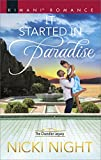 It Started in Paradise (The Chandler Legacy Book 1)