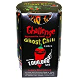 India's Bhut Jolokia Growing Kit - Dynamite Hot Ghost Chili - 1,000,000 SHU
