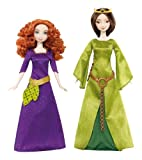 Disney/Pixar Brave Merida and Queen Elinor Doll 2-Pack, Baby & Kids Zone