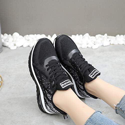 GANNOU Women's Air Athletic Running Shoes Fashion Sport Gym Jogging Tennis Fitness Sneaker US5.5-10