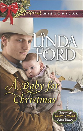 A Baby for Christmas (Christmas in Eden Valley) cover