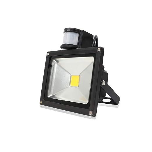 TongNS1 LED Proyector, Foco Reflector para Trabajo, Manija De ...