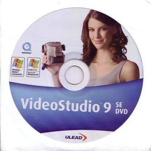Ulead Video Studio 9 SE DVD OEM