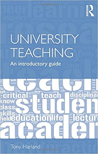 Book University Teaching: An Introductory Guide
