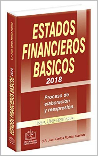Amazon Com Estados Financieros Básicos 2018 Proceso De