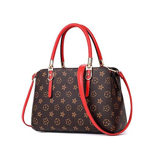 femme à I treillis sac femme pour Aoligei main Fashion Sac sac pour f64wE