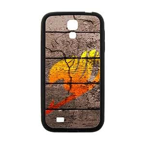 Artistic Fashion Unique Black Samsung Galaxy S4 Case