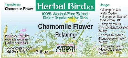 Avitech Herbal Bird Rx - Chamomile Flower (2 oz.)