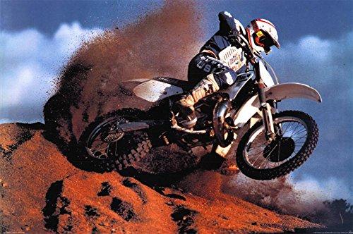 Motocross Poster 36 x 24in