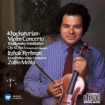 ハチャトゥリアン:ヴァイオリン協奏曲、他(クラシック・マスターズ)