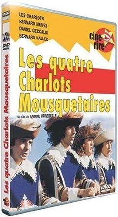 MOUSQUETAIRES CHARLOTS TÉLÉCHARGER QUATRES