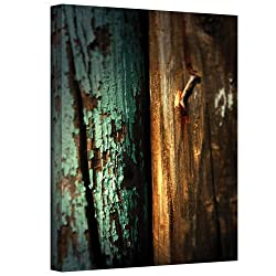 Art Wall Wood & Nail Wrapped Canvas Art By Mark Ross, 24 By 32-inch