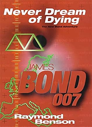 book cover of Never Dream of Dying