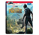 Marvel's Black Panther Limited Edition (Blu-ray + Digital) Includes Exclusive Filmmaker Behind-The-Scenes Book