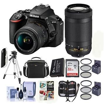 Review Nikon D5600 DSLR Camera