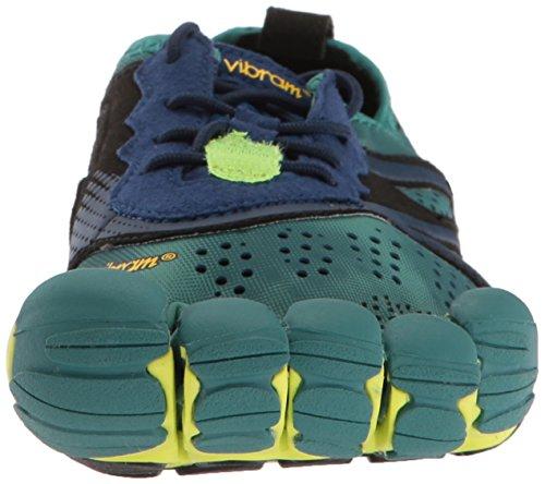 Vibram Men's V North Sea/Navy Running Shoe North Sea/Navy cheap price PfuQM5Rv